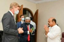 Swedish contingent meets K'taka CM, Indian cos CEOs to boost investment