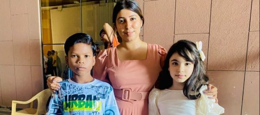 Casting Director Anshi Sharma helps find Bachpan Ka Pyaar