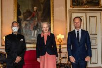 Denmark India to work in health sector, FM Jaishankar meets Danish FM Jeppe Kofod