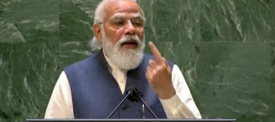 'Scalable, cost-effective': Modi headlines India's tech power at UNGA