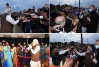 Grateful to the Indian community : PM Modi