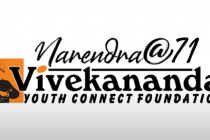 Celebrating Narendra@71 : Vivekananda Youth Connect Foundation's Birthday wishes to Prime Minister Narendra Modi