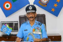 Air Marshal BR Krishna assumes charge of CISC