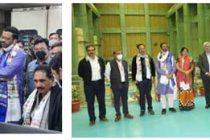 Members of Committee on Subordinate Legislation, Lok Sabha visit NHPC Nimmo Bazgo Power Station during Study visit to Leh