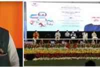 Prime Minister Narendra Modi virtually inaugurates 35 PSA Oxygen Plants in 35 States and UTs from AIIMS Rishikesh, Uttarakhand