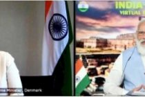 India and Denmark to impart global push for a green economy during Danish PM's visit