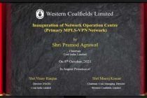 CMD/CIL Inaugurates MPLS VPN Link at 388 Locations of WCL provided by RailTel