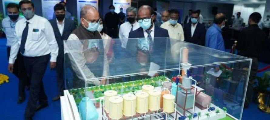 HPCL organizes Biofuel Exhibition as part of Azadi Ka Amrit Mahotsav