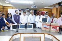PNB donates medical equipment to Sanjay Gandhi Memorial Hospital in Delhi