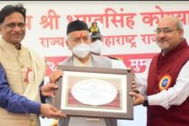 HPCL's Director – Human Resources honored by Governor of Maharashtra