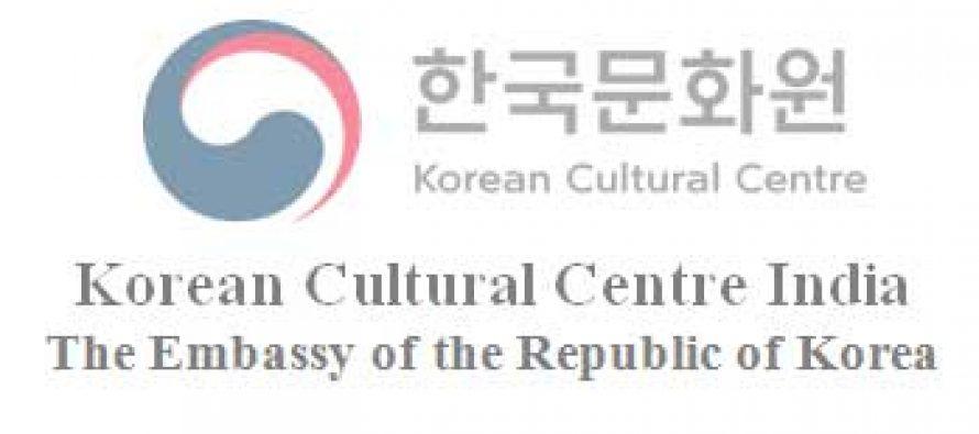 Korea-India love story musical performance at New Delhi
