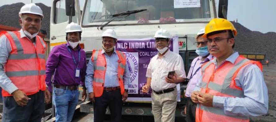 NLCIL TALABIRA PROJECT COMMENCES SUPPLY OF COAL TO NTPC (DARLIPALI POWER STATION)