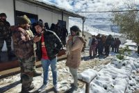 Army rescues 205 tourists stuck in Himachal
