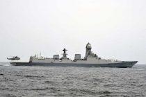 Sea phase of India-UK maiden Tri-Service exercise 'Konkan Shakti 2021' in full swing