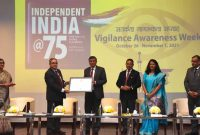 CVC lauds ONGC for transparency initiatives