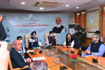 Song by Padma Kailash Kher to promote the vaccination drive across the country launched