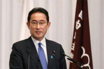 PM congratulates Japan's new PM H. E. Kishida Fumio