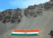 Monumental national flag unfurled in Leh by Army's Fire and Fury Corps