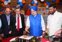 Indianoil : Indane Celebrates 56 Glorious Years in lighting Kitchen Flame