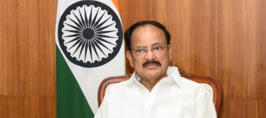 India hits out at China's objection to Naidu's trip to Arunachal